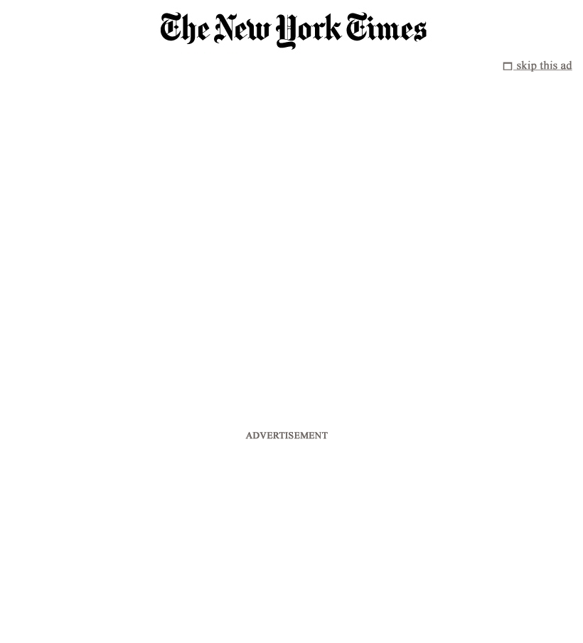 The New York Times at Saturday April 28, 2012, 3:28 p.m. UTC