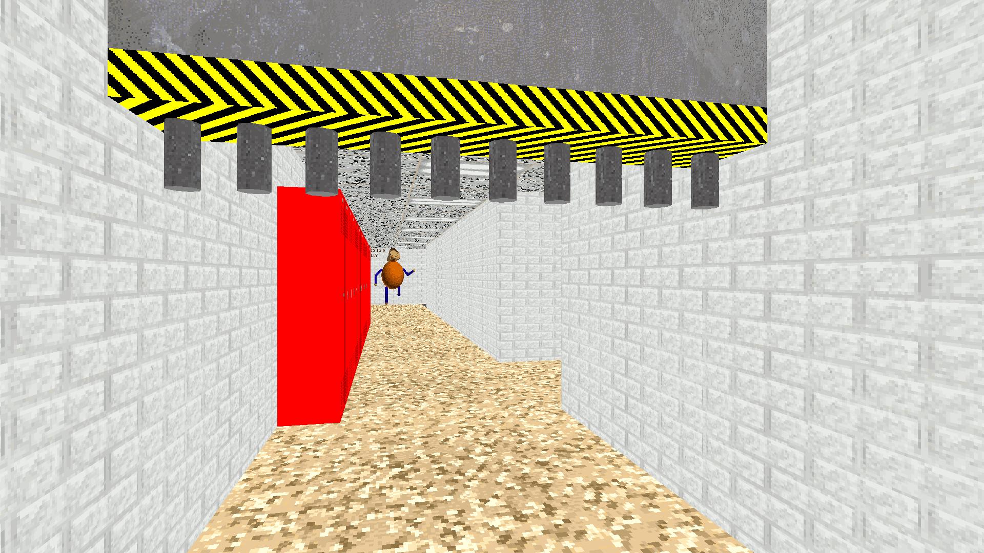 Baldi's Basics – Full Game Early Demo