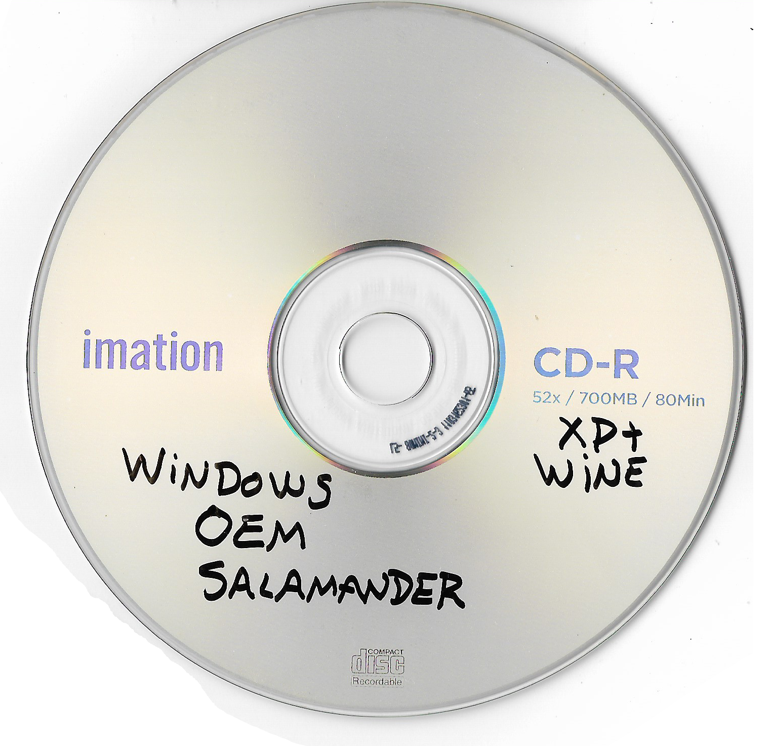 Windows OEM Salamander