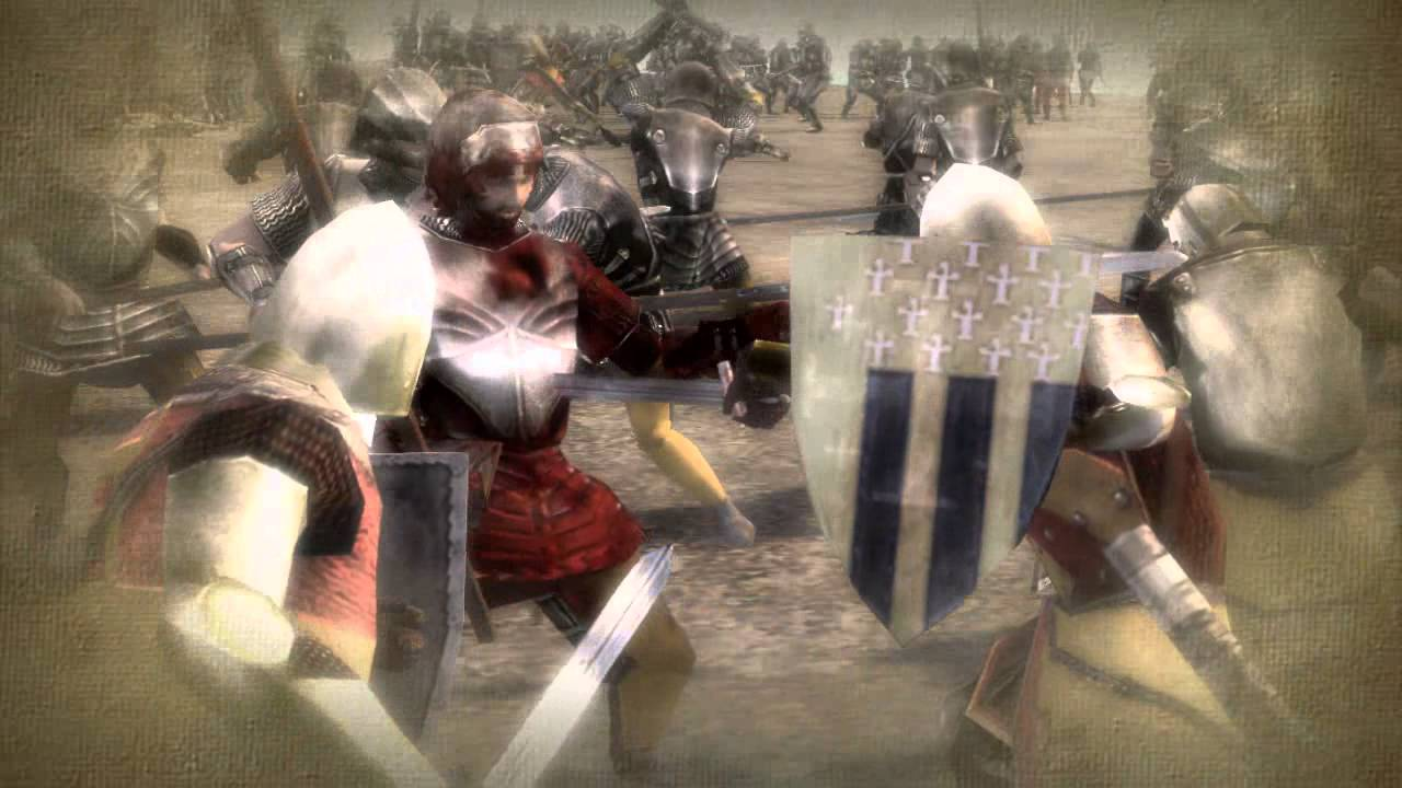 Two Thrones 1.1 mod for Medieval 2 Total War Kingdoms