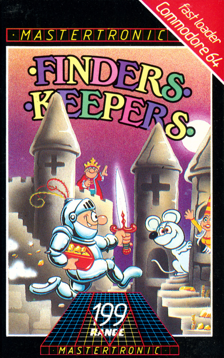 Finders Keepers (1×Cassette)