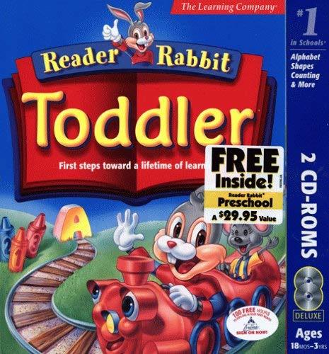 Reader Rabbit: Toddler (1997)