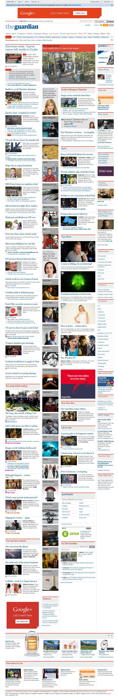 The Guardian at Thursday April 11, 2013, 10:09 a.m. UTC