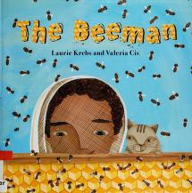 Cover of: The bee man | Laurie Krebs