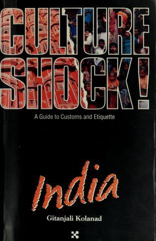 Cover of: Culture shock! | Gitanjali Kolanad