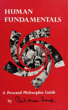 Cover of: Human fundamentals | Paul Mason Frank