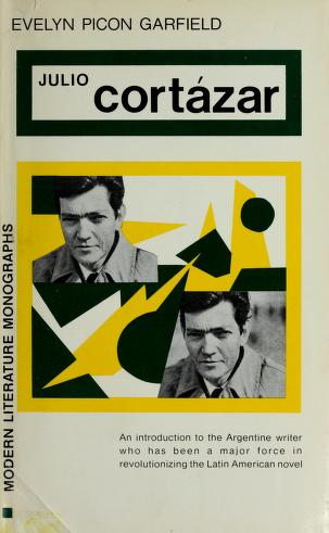 Cover of: Julio Cortázar | Evelyn Picon Garfield