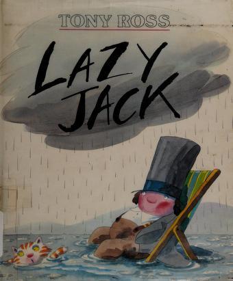 Cover of: Lazy Jack | Tony Ross