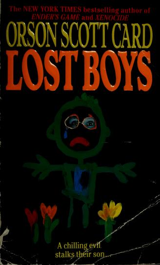 Cover of: Lost Boys | Orson Scott Card