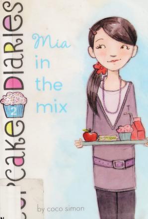Cover of: Mia in the mix   Coco Simon