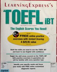 Cover of: TOEFL iBT |