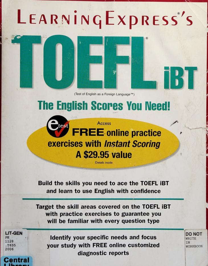 TOEFL iBT by
