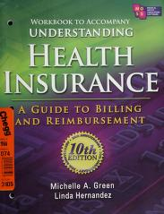 Cover of: Uniderstanding Health Insurance Workbook | Brisky